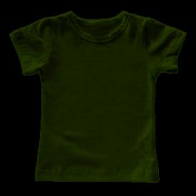 Army Green Basic Tee