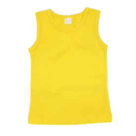 Bright Yellow Tank Top
