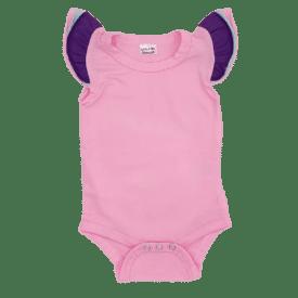 Bubblegum Dark Purple Truflutter Sleeveless Fluttersuit