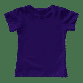 Dark Purple basic tee