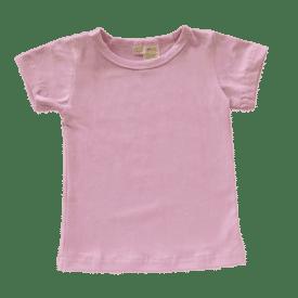 Dusty Pink basic tee