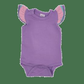 Lavender Truflutter Sleeveless Fluttersuit