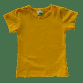 Mustard basic tee