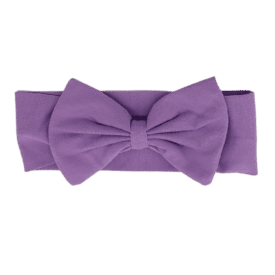 Plain Lavender Headband