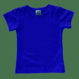 Royal Blue basic tee