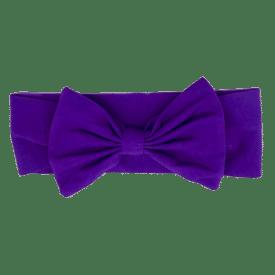 Dark Purple Basic Headband
