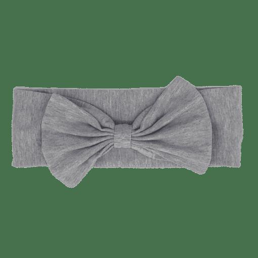 Light Frosted Grey Heather Headband