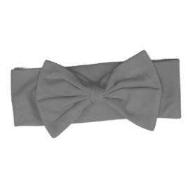 Soft Grey Headband
