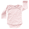 Thistle Pink Long Sleeve Basic Bodysuit / Onesie