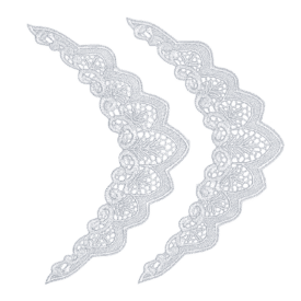 Silver Pixie Wings