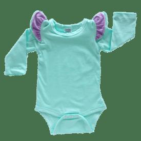 Tri0mint Long sleeve Fluttersuit